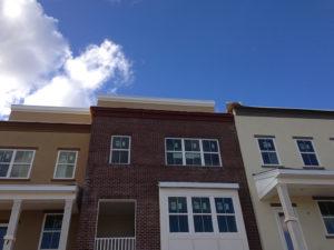 Commercial Brick & Stucco