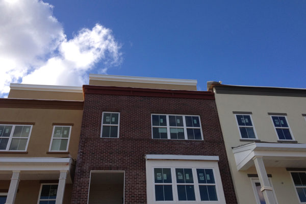 Commercial Brick & Stucco