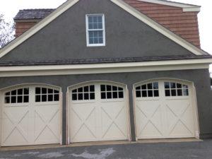 Plaster Garage